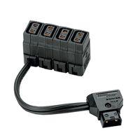 Für weitere Info hier klicken. Artikel: Anton Bauer PowerTap 1 Male to 4 female Multi-output cable