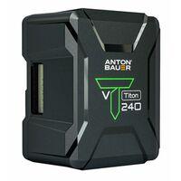 Für weitere Info hier klicken. Artikel: Anton Bauer Titon SL 240 V-Mount Battery