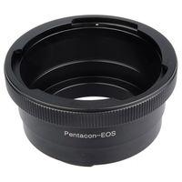 Für weitere Info hier klicken. Artikel: B.I.G. Objektivadapter Canon EF Pentacon Six
