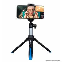Für weitere Info hier klicken. Artikel: Benro BK15 Selfie-Stick