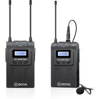 Für weitere Info hier klicken. Artikel: Boya BY-WM8 PRO Kabelloses Micofon Kit 1TX+1RX