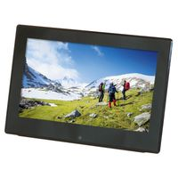 Für weitere Info hier klicken. Artikel: Braun DigiFrame 1360 LCD HD (Video+MP3) mattschwarz 13,3''''