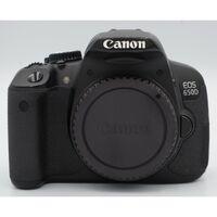 Für weitere Info hier klicken. Artikel: Canon EOS 650D Gehäuse -Second Hand-