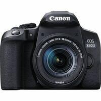 Für weitere Info hier klicken. Artikel: Canon EOS 850D + EF-S 18-55 f/4-5,6 IS STM