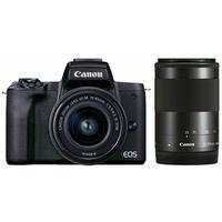 Für weitere Info hier klicken. Artikel: Canon EOS M50 Mark II + EF-M 3,5-6,3/15-45 IS STM + EF-M 55-200 schwarz