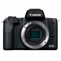 Für weitere Info hier klicken. Artikel: Canon EOS M50 Mark II Gehäuse schwarz