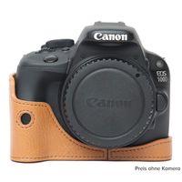 Für weitere Info hier klicken. Artikel: Ciesta Canon EOS 100D Kamerahülle braun