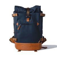 Für weitere Info hier klicken. Artikel: Compagnon Rucksack the backpack 2.0 blau-hellbraun