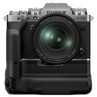 Für weitere Info hier klicken. Artikel: Fujifilm Fujifilm X-T4 + XF 16-80mm f/4,0 R OIS WR + Fujifilm Batteriegriff VG-XT4 silber