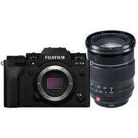 Für weitere Info hier klicken. Artikel: Fujifilm X-T4 Gehäuse + XF 16-55mm f/2,8 R LM WR schwarz