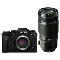 Für weitere Info hier klicken. Artikel: Fujifilm X-T4 Gehäuse + XF 50-140mm f/2,8 R LM OIS WR
