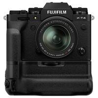 Für weitere Info hier klicken. Artikel: Fujifilm X-T4 + XF 18-55 f/2,8-4,0 R LM OIS + Griff VG X-T4 schwarz