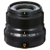 Für weitere Info hier klicken. Artikel: Fujifilm XF 23mm f/2,0 WR Fujifilm X schwarz