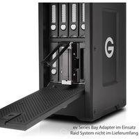 Für weitere Info hier klicken. Artikel: G-technology ev Series Bay Adapter schwarz