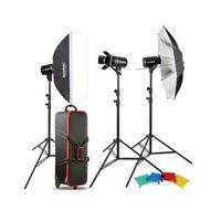 Für weitere Info hier klicken. Artikel: Godox Studio Kit E300-D