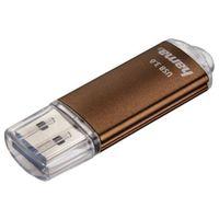 Für weitere Info hier klicken. Artikel: Hama FlashPen Laeta, USB 3.0 40MB/s braun 128 GB