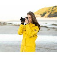 Für weitere Info hier klicken. Artikel: Haukland 5 in 1 Jacke für Fotografinnen (Damen) XS gelb