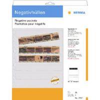 Für weitere Info hier klicken. Artikel: Herma Negativhüllen Polypropylen KB 25Bl.