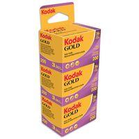 Für weitere Info hier klicken. Artikel: Kodak Gold 200 135/36 3er Pack