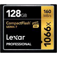 Für weitere Info hier klicken. Artikel: Lexar CF Professional UDMA7 1066x 128 GB
