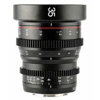 Für weitere Info hier klicken. Artikel: Meike 35mm T2.2 Cine Lens Micro Four Thirds