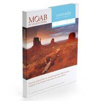 Für weitere Info hier klicken. Artikel: Moab Entrada Rag Textured 300 1 Rolle 17 x 50''
