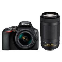 Für weitere Info hier klicken. Artikel: Nikon D3500 AF-P DX 18-55 f/3.5-5. G VR + AF-P DX 70-300 f/4,5-6,3 G ED VR