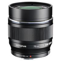 Für weitere Info hier klicken. Artikel: Olympus M.Zuiko AF 75mm f/1,8 ED schwarz Micro Four Thirds