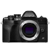 Für weitere Info hier klicken. Artikel: Olympus OM-D E-M10 Mark IV Gehäuse schwarz Micro Four Thirds