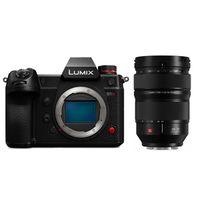 Für weitere Info hier klicken. Artikel: Panasonic Lumix DC-S1H + Lumix S Pro 24-70mm f/2,8 L-Mount