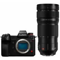 Für weitere Info hier klicken. Artikel: Panasonic Lumix DC-S1H + S Pro 70-200mm f/2,8 O.I.S.