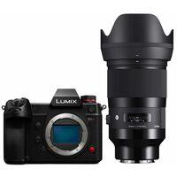 Für weitere Info hier klicken. Artikel: Panasonic Lumix DC-S1H + Sigma 40mm f/1.4 DG HSM ART