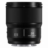 Für weitere Info hier klicken. Artikel: Panasonic Lumix S 24mm f/1,8 L-Mount