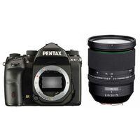 Für weitere Info hier klicken. Artikel: Pentax K1 II Gehäuse + DFA 24-70mm f/2,8 ED SDM WR