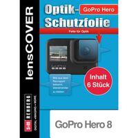 Für weitere Info hier klicken. Artikel: S&M lensCover GoPro Hero 8 Inhalt 6 Stck