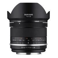 Für weitere Info hier klicken. Artikel: Samyang MF 14mm F2,8 II Fujifilm X