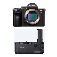 Für weitere Info hier klicken. Artikel: Sony Alpha 7 III (ILCE-7M3) + Batteriegriff VG-C3EM