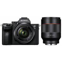 Für weitere Info hier klicken. Artikel: Sony Alpha 7 III (ILCE-7M3) + SEL 28-70mm OSS FE + Samyang AF 50mm f/1,4 schwarz