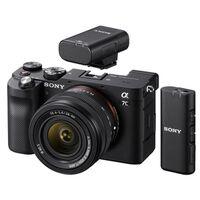 Für weitere Info hier klicken. Artikel: Sony Alpha 7C (ILCE-7C) Gehäuse + SEL 28-60 + Bluetooth Mikrofon schwarz