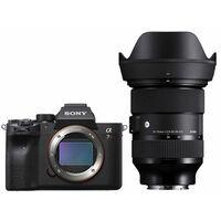 Für weitere Info hier klicken. Artikel: Sony Alpha 7R IIIA (ILCE-7RM3A) + Sigma AF 24-70mm f/2,8 DG DN ART