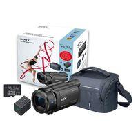 Für weitere Info hier klicken. Artikel: Sony FDR-AX 53 inkl. Tasche + Akku + 32GB Karte