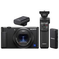 Für weitere Info hier klicken. Artikel: Sony Vlog-Kamera ZV-1 + Bluetooth Mikrofon + Bluetooth Griff