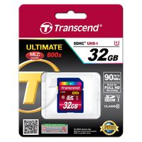 Für weitere Info hier klicken. Artikel: Transcend SDHC Class 10, UHS-I, U1, 90 MB/s 32 GB