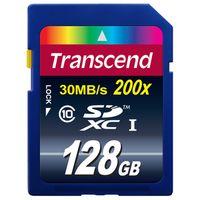 Für weitere Info hier klicken. Artikel: Transcend SDXC, Class10, UHS-I, 30 MB/s 128 GB