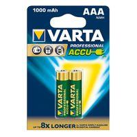 Für weitere Info hier klicken. Artikel: Varta Akku NiMH Micro 1000mAh 2er-Pack