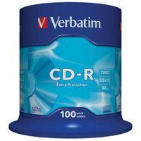 Für weitere Info hier klicken. Artikel: Verbatim CD-R Protection 100x