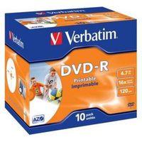 Für weitere Info hier klicken. Artikel: Verbatim DVD-R 16x Wide printable 10x