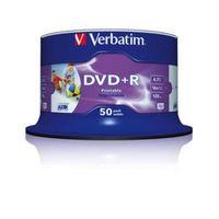Für weitere Info hier klicken. Artikel: Verbatim DVD+R 16x Wide Printable 50x