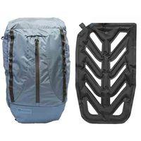 Für weitere Info hier klicken. Artikel: Wandrd Faltrucksack VEER 18 L mit aufblasbarem Rückenpolster cobalt