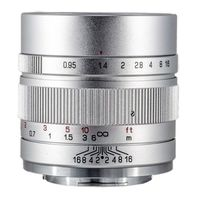 Für weitere Info hier klicken. Artikel: Zhongyi Mitakon Speedmaster 35mm f/0.95 Mark II Silver Canon EF-M